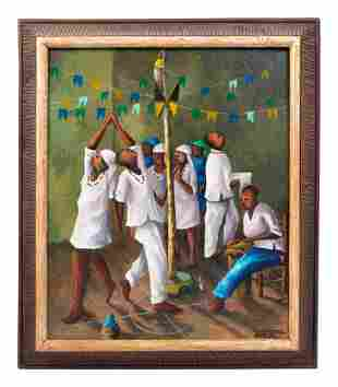 Raymond D. Joseph (Haitian, 20th Century)