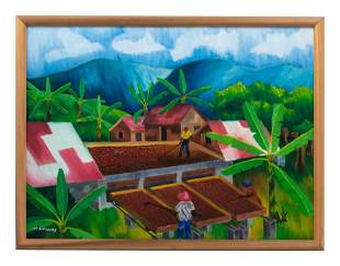 Montas Antoine (Haitian, 1926-1988)