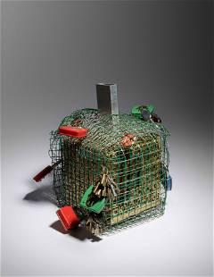 Alik Cavaliere (American, 1926-1998) The Money-Box from