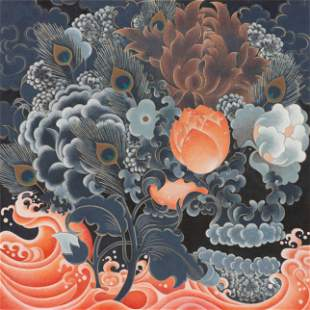 Christina Burch (American, b. 1972) Sea of Blood, 2009