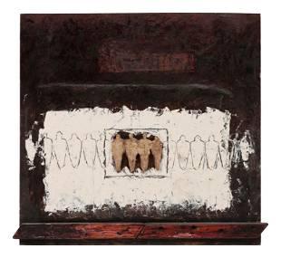 Linda Stojak (American, 20th century) Untitled
