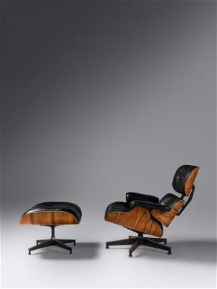 Charles and Ray Eames (American, 1907-1978   American,