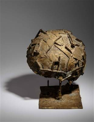 Pablo Serrano (Spanish, 1910-1985) The Vault of Man,