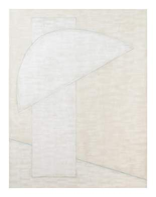 Jean Davidson (American, 1923-2003) Untitled, 1985