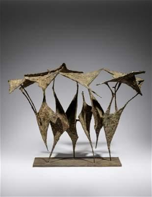 Luciano Minguzzi (Italian, 1911-2004) Studio per ombre