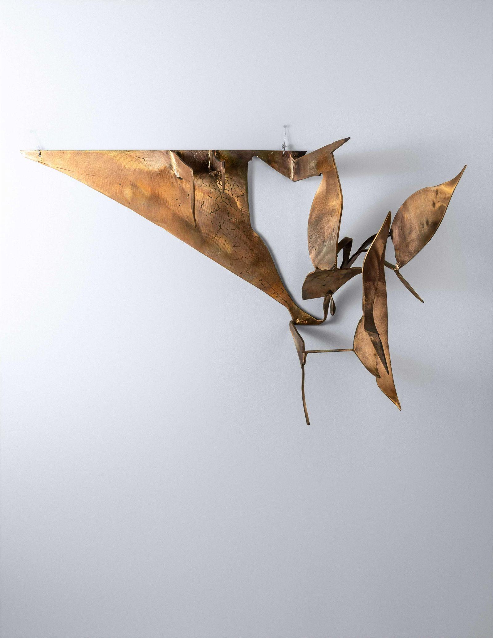 Richard Hunt (American, b. 1935) Untitled, 1986