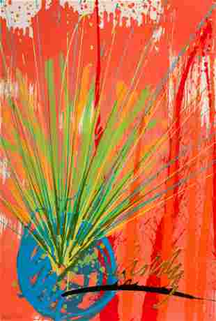 Dale Chihuly (American, b. 1941) Fiesta Ikebana, 2003