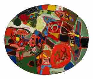 Corneille (Cornelis van Beverloo) (Belgian, 1922-2010)
