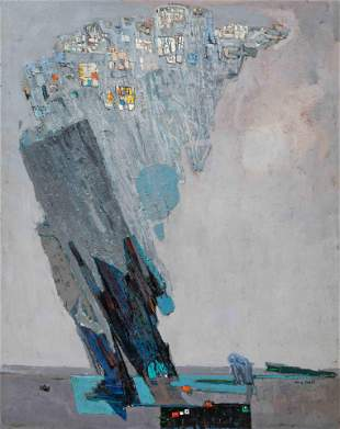 Harry Engel (Romanian/American, 1901-1970) Capri, 1956