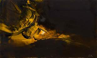 Manuel Viola (Spanish, 1919-1987) Llaga de Noche