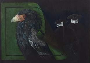 Ellen Lanyon (American, 1926-2013) Masks I Venetian
