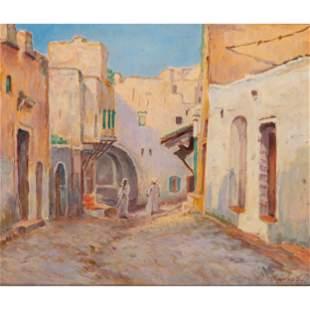 Charles C. Svendsen (American, 1871-1959) Untitled