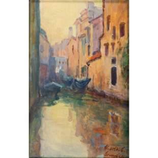 Charles C. Svendsen (American, 1871-1959) Untitled (A
