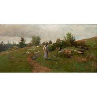 Thomas Corwin Lindsay (American, 1835-1907) Untitled