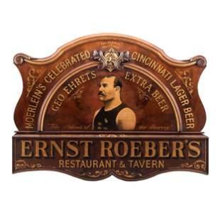 A Morlein's Celebrated Cincinnati Lager Ernst Roeber's