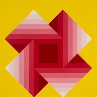 Herbert Bayer (American/Austrian, 1900-1985) Four
