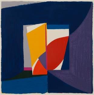Susan Crile (American, b. 1942) Untitled, 1980