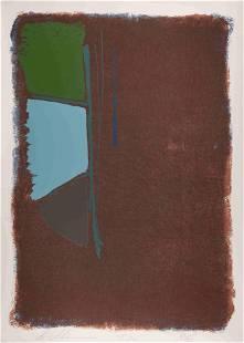 Dan Christensen (American, 1942-2007) Edo, 1980