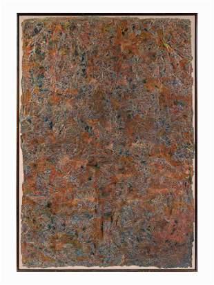 Frank Faulkner (American, 1946-2018) Untitled