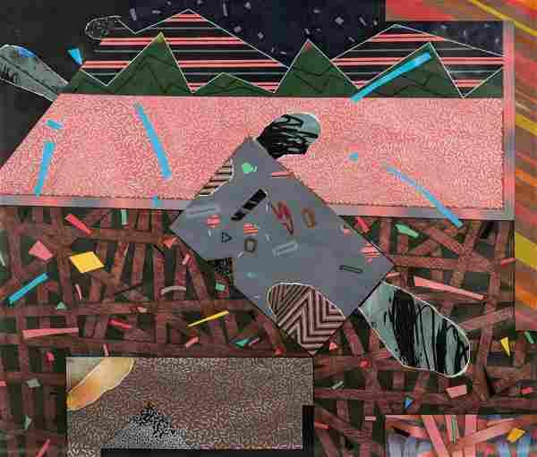 John Mominee (American, b. 1943) Untitled
