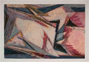 John Mominee (American, b. 1943) Untitled , 1986