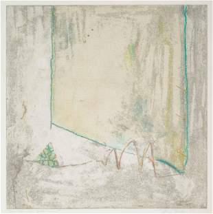 Gloria Fischer (American, 1942-2017) Warm Stone Line