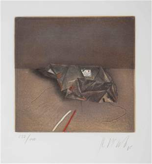 Karl Korab (Austrian, b. 1937) Untitled, 1985