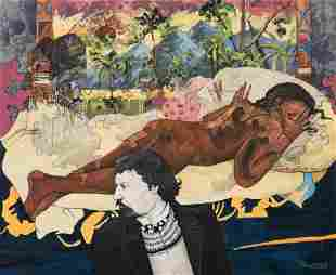 John Dawson (American, b. 1946) Untitled, 1986