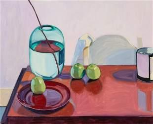Debra A. Yoo (American, 20th century) Utrecht Still