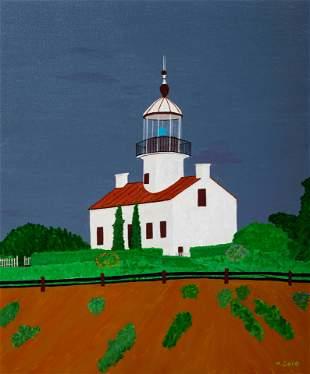 Hinson C. Cole (American, 1910 - 1992) Untitled #1