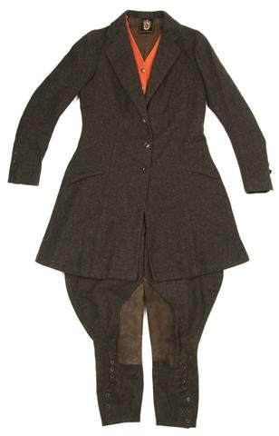 A Lord and Taylor Equestrian Suit,