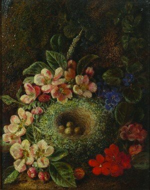 6: George Clare, (British, 1830-1900), Still Life with