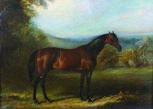 17: John Ferneley, (British, 19th Century), Untitled Ho