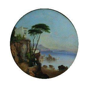 20: Continental School, 19th century, Landscape