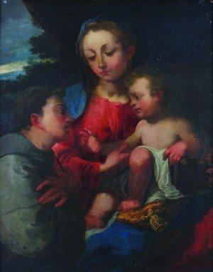 24: After Correggio, (Italian, 18th/19th Century), Mado