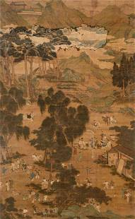 Attributed to Zhao Mengfu