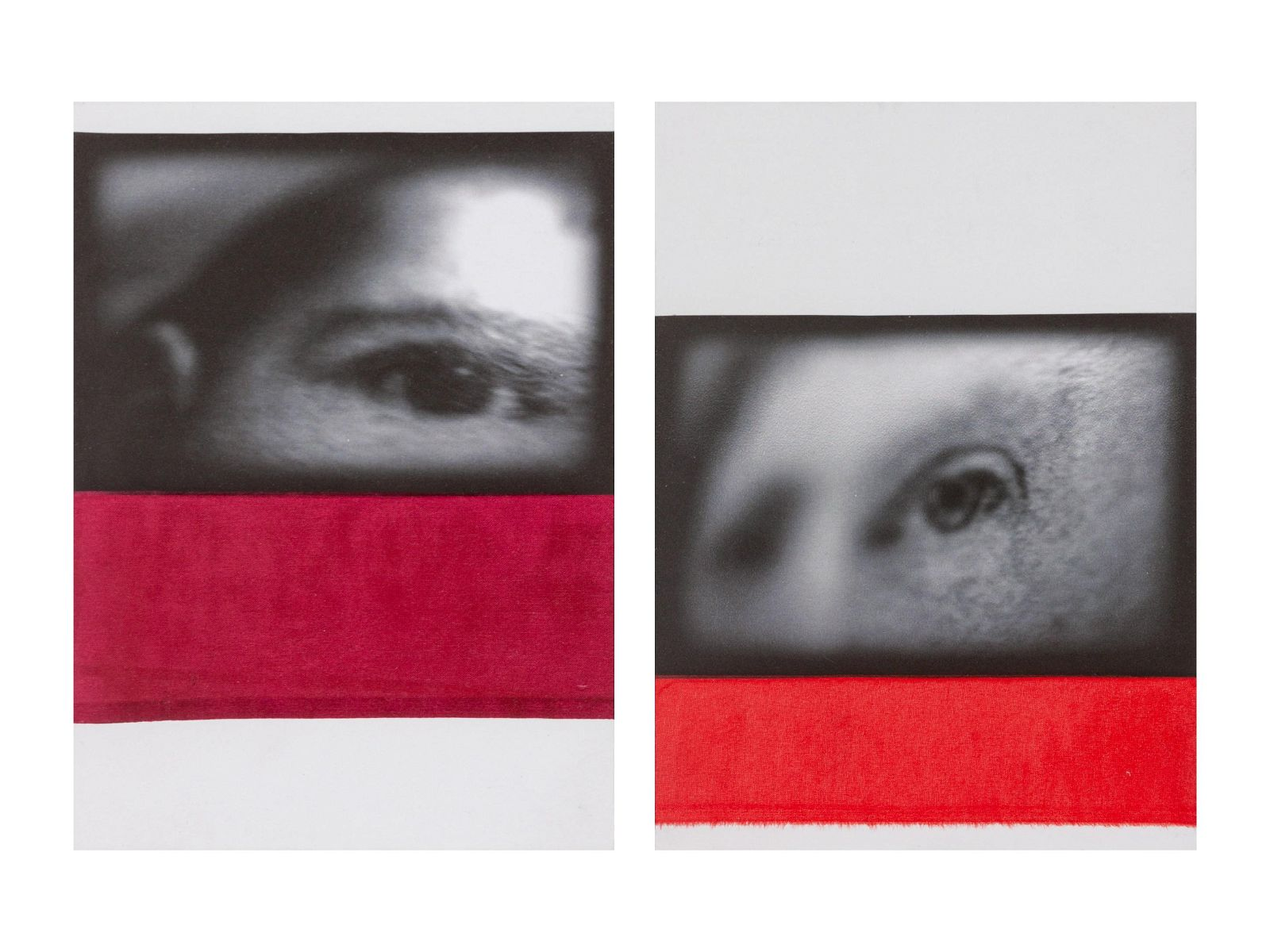Ann Hamilton (American, b. 1956) Untitled, 2010 (a pair