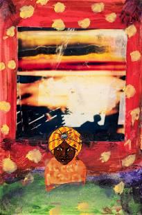 Betye Saar (American, b. 1926) Lucky Mojo, 1998