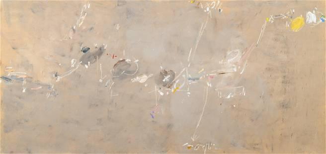 Kikuo Saito (Japanese, 1939-2016) Agnes Section, 1987