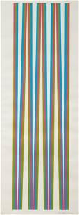 Bridget Riley (British, b. 1931) Untitled, 1971