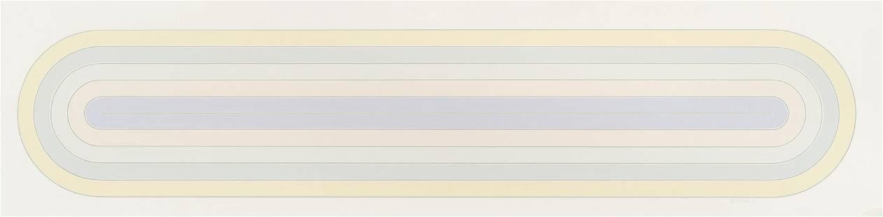 Frank Stella (American, b. 1936) Del Mar (from the Race