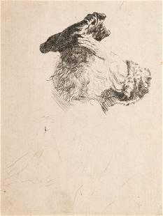 Rembrandt Harmenszoon van Rijn (Dutch, 1606-1669) Old