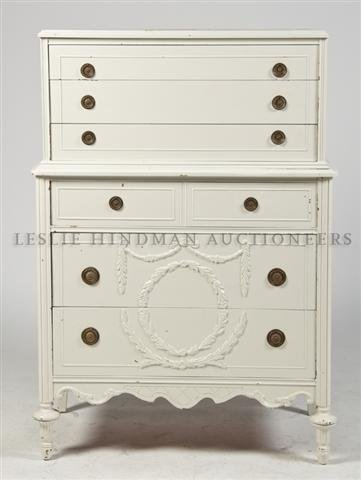 An American Tall Chest, Huntley Simmons Furniture, Heig