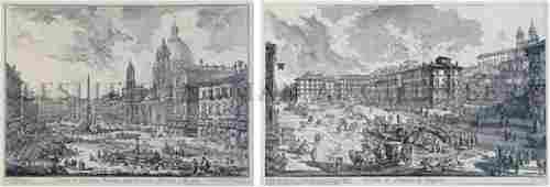 After Giovanni Battista Piranesi Italian 17201778