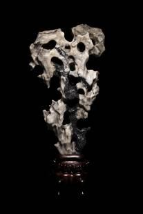 A ChineseTaihu Scholar's Rock