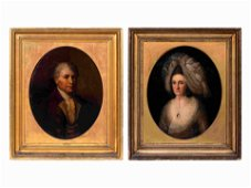 Attributed to Gilbert Stuart (American, 1755-1828)