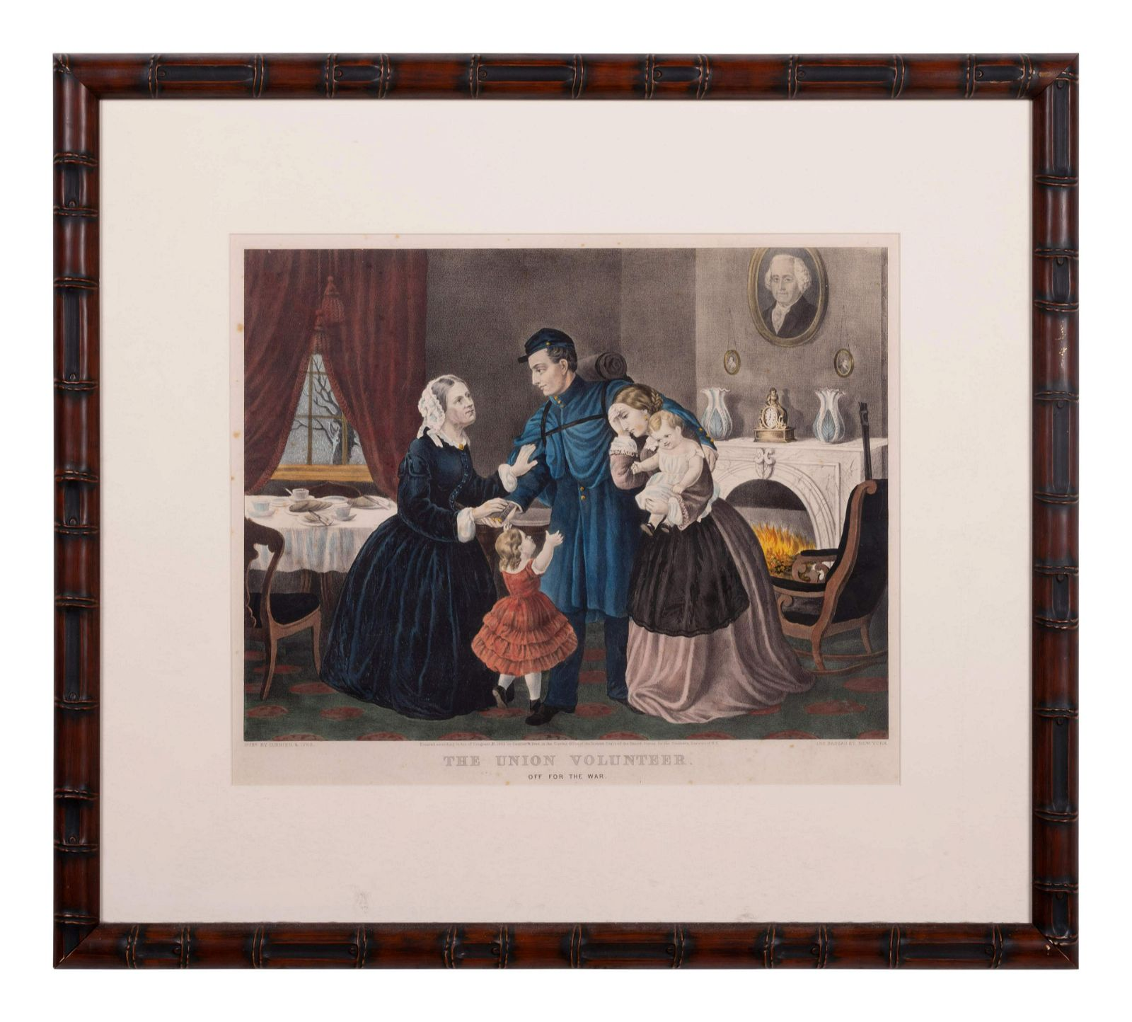 Currier and Ives, (Nathaniel Currier, 1813-1888 and