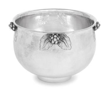 A Georg Jensen Silver Bowl