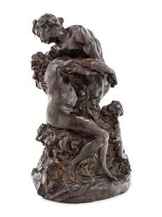 Aime-Jules Dalou (French, 1838-1902)