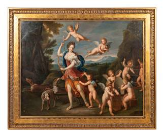 Attributed to Pierre Mignard (French, 1612-1695)